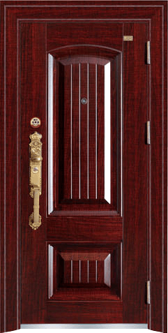 高端私人定制艺术安全门-贵人之家