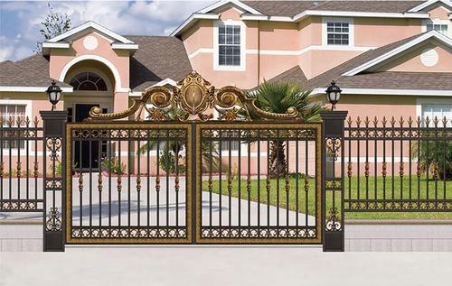 庭院门庭院护栏-BS-6015