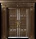 防爆铸铝门-BS-5005