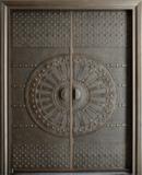 防爆铸铝门 -BS-5025