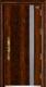 高端私人定制艺术安全门-025  福约(库存)