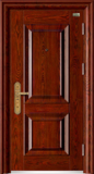 高端私人定制艺术安全门 -065  福卓(库存)