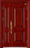 高端私人定制艺术安全门 -062  福雅(库存)