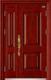 高端私人定制艺术安全门-062  福雅(库存)