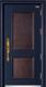 高端私人定制艺术安全门-020  和和美美(逾甲拼接单面花)(库存)