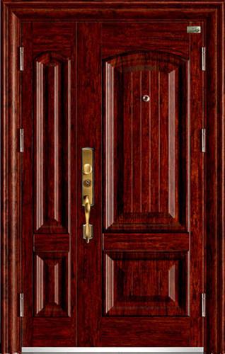 高端私人定制艺术安全门-059  南越(库存)