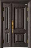 高端私人定制艺术安全门 -012  艾丽斯(锌合金)