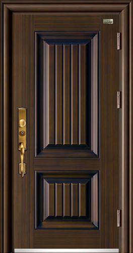 高端私人定制艺术安全门-033  福瑞(库存)