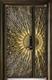 高端私人定制艺术安全门-008  万物生(铸铝)