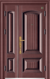 经典雅韵 -JD-012国颂子母门