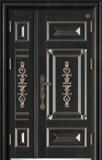 锌铜定制门-XT-008国韵子母门