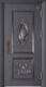 锌铜定制门-XT-012龙恩阁单门