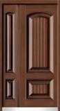 锌铜定制门 -XT-017背面