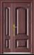 金典雅韵-JD-012国颂子母门