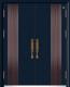 锌铜定制-XT-001奢奇对开门