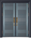 锌铜定制-XT-026洱海对开门