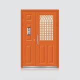 楼宇门 -BY-R-9002红铜色