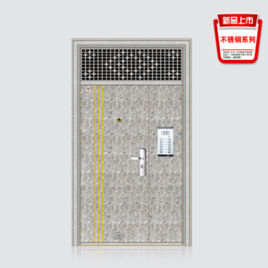 不锈钢门 -BY-9011