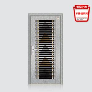 不锈钢门 -BY-9002