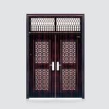 非标门 -古典对开门