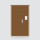 非标门 -古铜子母对讲门
