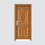 钢木室内门 -BY12-FGM005