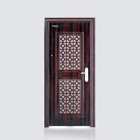 防盗安全门-古典复合门 BY-D-01
