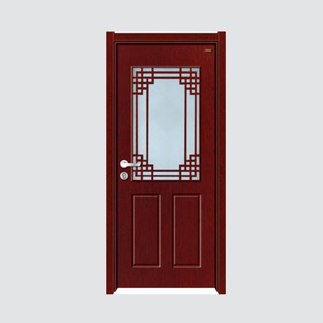 实木复合门-BY12-MPS033