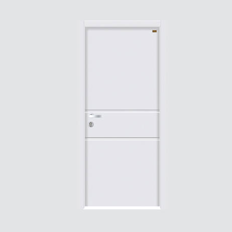 实木复合门-BY12-MPS019