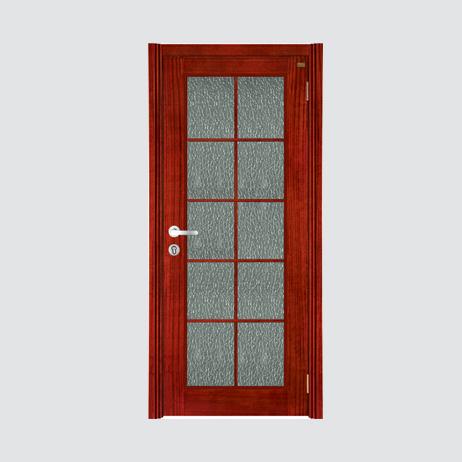 实木复合门-BY12-MPS021