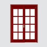 实木复合门 -BY12-MPS027