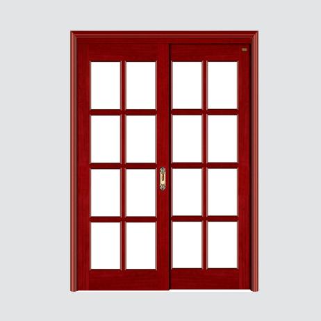 实木复合门-BY12-MPS027