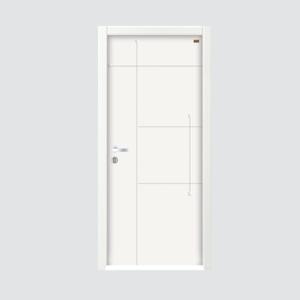 实木复合门 -BY12-MPS018