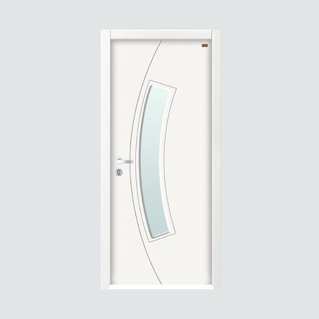 实木复合门-BY12-MPS020
