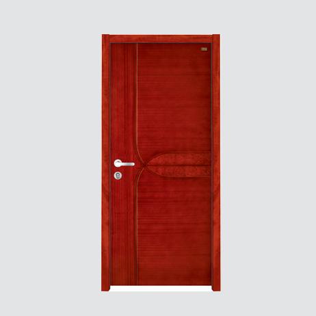 实木复合门-BY12-MPS003