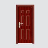 钢木室内门 -BY-GM010