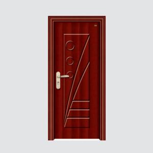 钢木室内门 -BY-GM022