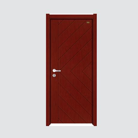 实木复合门-BY12-MPS031