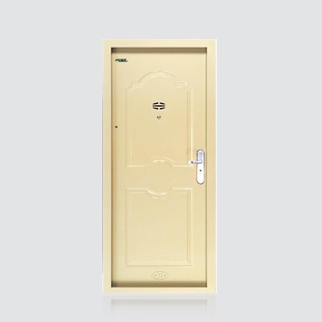防盗安全门-圆欧内开门 BY-S-08
