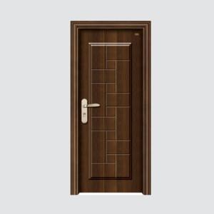 钢木室内门 -BY-GM023