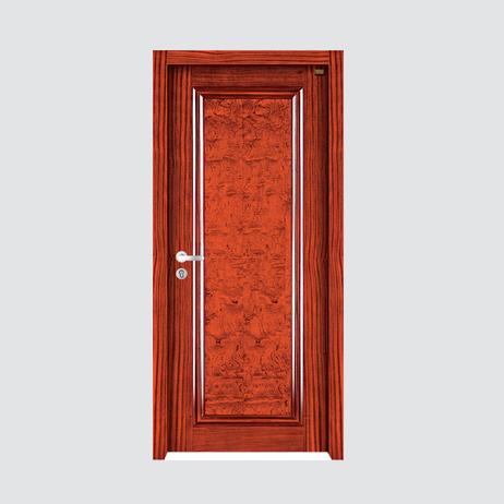 实木复合门-BY12-MPS012