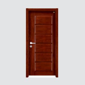 实木复合门 -BY12-MPS008