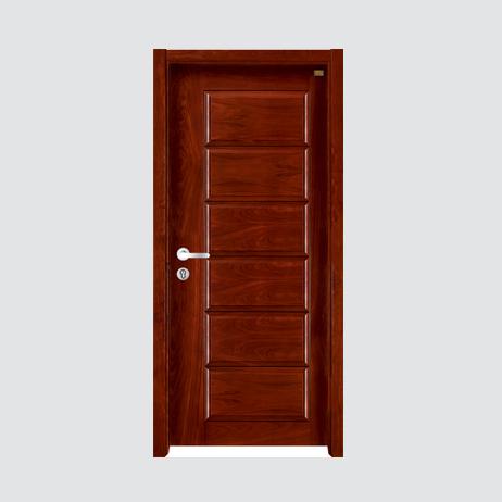 实木复合门-BY12-MPS008
