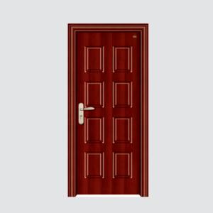 钢木室内门 -BY-GM018