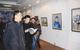 中国门业首个美术馆开馆 5000步阳人与高雅艺术零距离-02