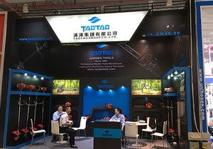 Taotao Garden Tools  participated in the Canton Fair in April 2016