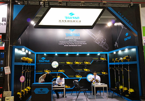 Taotao Garden Tools participated in the Canton Fair in April 2015