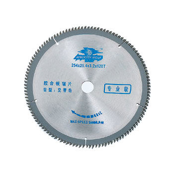 TCT SAW BLADE Wood Cutting-density board