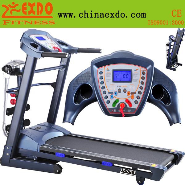 新款上市电动升降耐磨弹性跑步机