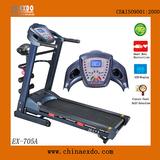 商用学校多功能可调节发光按钮跑步机-艾可多跑步机酷派系列EX-705A